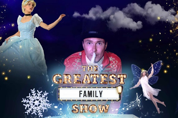 The Greatest Family Show at Village Hotel Glasgow