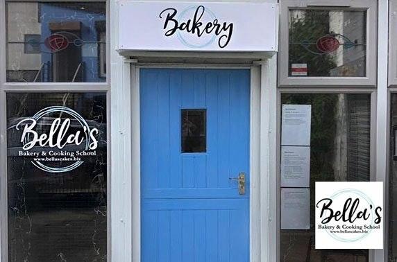 Baking classes at Bella's Bakery, Finnieston