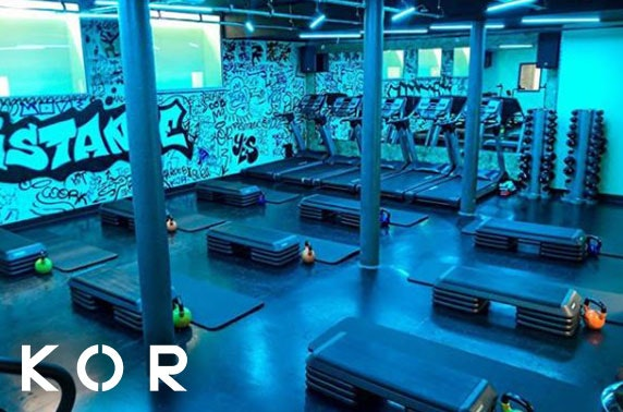 Personal training & more at KOR, Northern Quarter