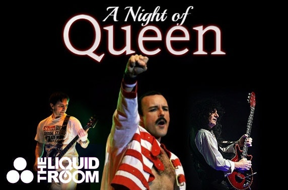 The Bohemians - A Night of Queen at The Liquid Room