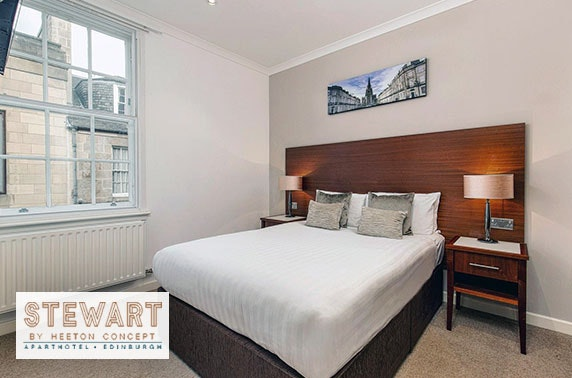 Edinburgh City Centre stay - from £65