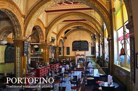 Portofino Italian afternoon tea, City Centre