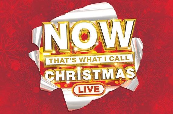Now That's What I Call Christmas, Usher Hall