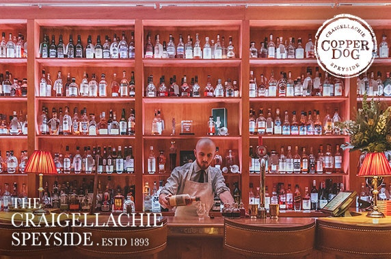 Whisky tasting, The Craigellachie Hotel