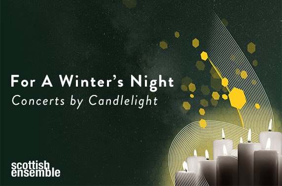 Scottish Ensemble: For A Winter's Night - Concerts by Candlelight