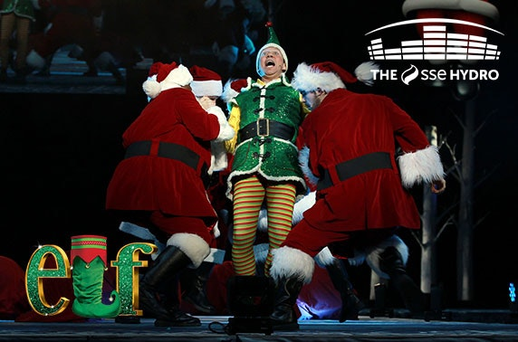 Elf - A Christmas Spectacular, SSE Hydro