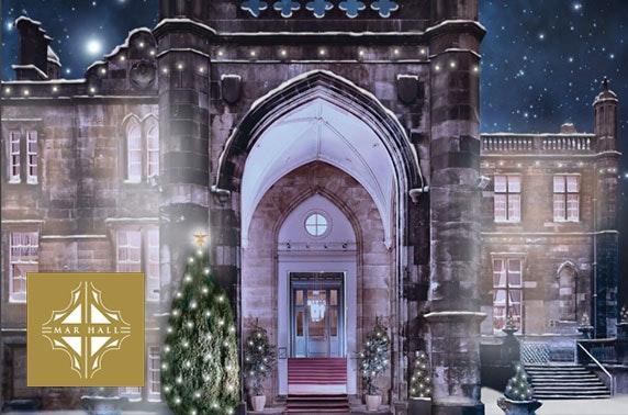 5* Mar Hall Christmas party night