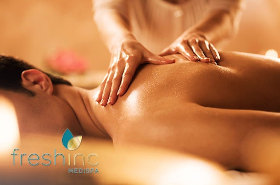 Spa day at Fresh inc. medispa Invergowrie - from £17pp