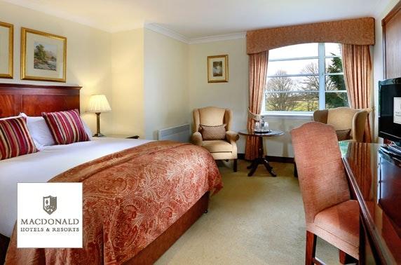 4* Macdonald Drumossie Hotel stay - valid 7 days!