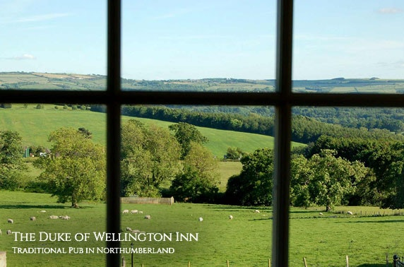 5* Duke of Wellington Inn stay - £69