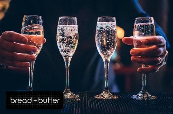 Bread + Butter festive cocktails - £6pp