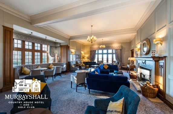 4* Murrayshall House Hotel stay - from £69