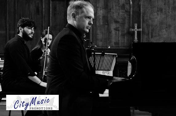 Vivaldi's Four Seasons at Christmas at St John's Church