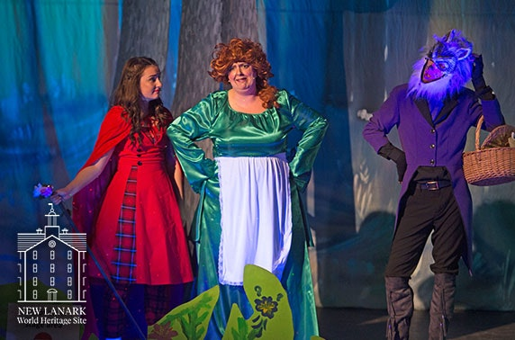Wee Red fae the Woods panto, New Lanark