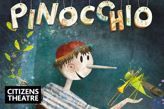 Pinocchio by Citizens Theatre at Tramway