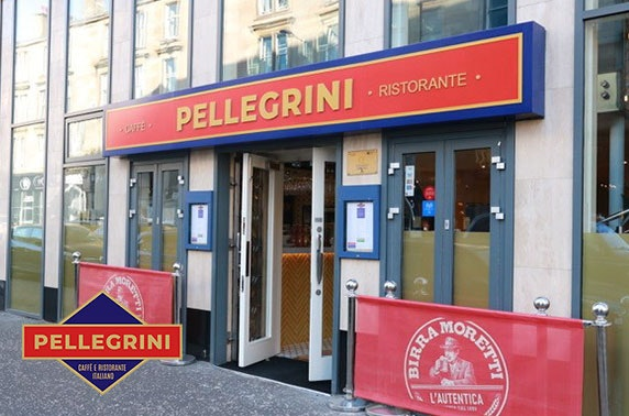 Recently-launched Pellegrini dining, Finnieston