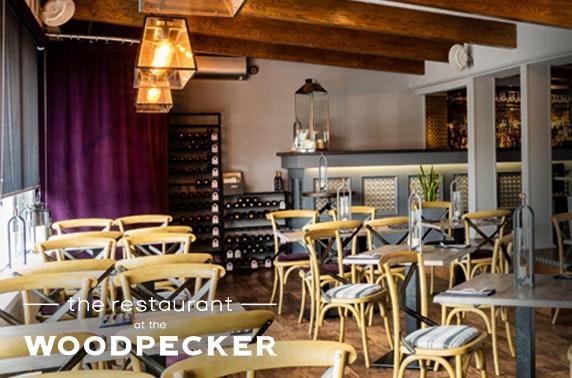 The Restaurant at The Woodpecker, Lanark