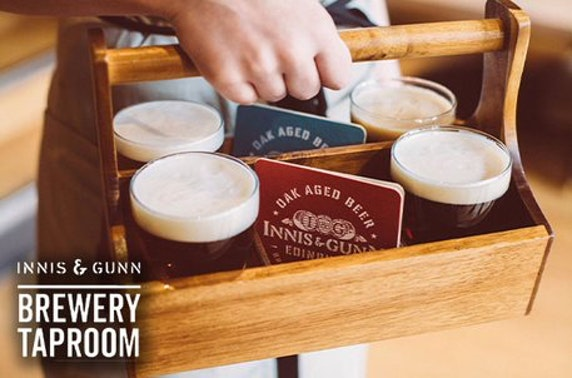 Innis & Gunn Brewery Taproom, Lothian Road