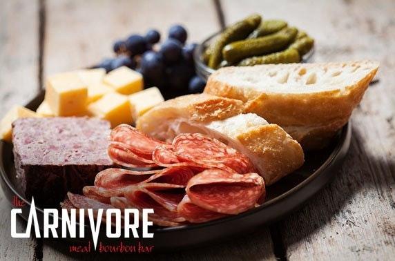 The Carnivore voucher spend, Cowgate