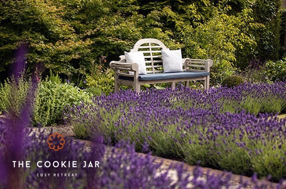 The Cookie Jar stay, Alnwick