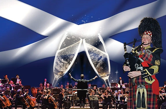 Hogmanay with the RSNO at Glasgow Royal Concert Hall