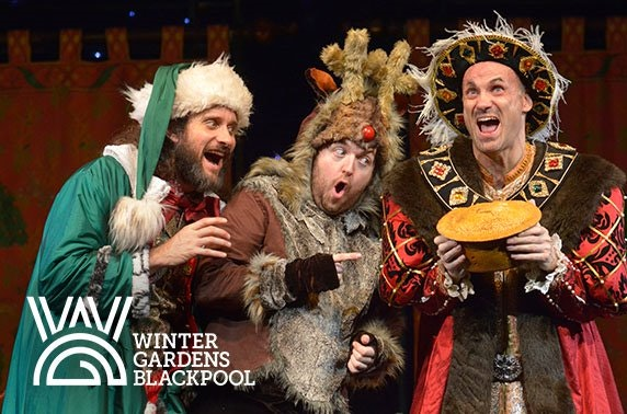 Horrible Christmas, Blackpool Winter Gardens