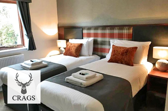 Callander break - from £59