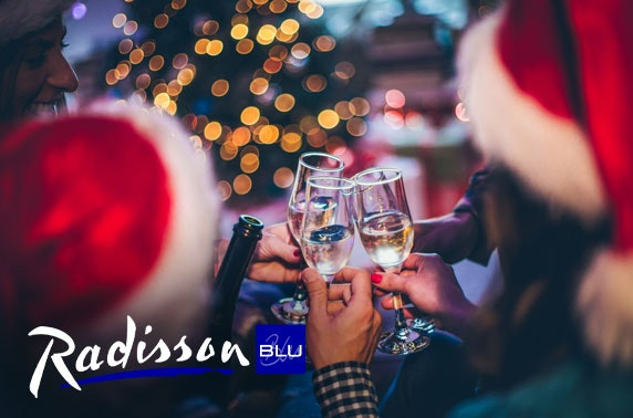 Christmas party, 4* Radisson Blu