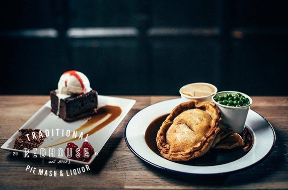 The Redhouse voucher spend - valid 7 days
