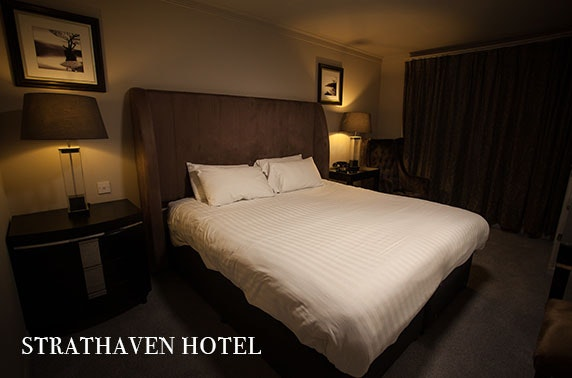 Strathaven Hotel DBB - from £85