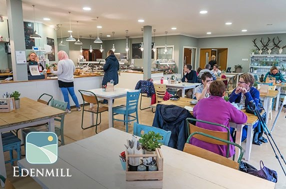 Edenmill Farm Shop, Cafe and Soft Play - £6