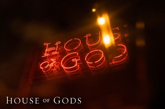 House of Gods package stay, Edinburgh City Centre