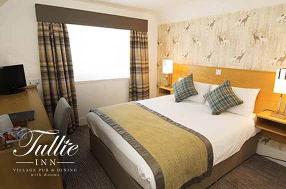 Tullie Inn stay, Loch Lomond