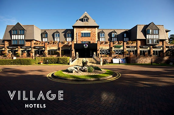 Village Hotel Manchester Cheadle stay - £65