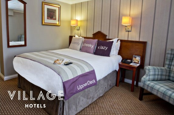 Village Hotel Manchester Hyde stay - £65