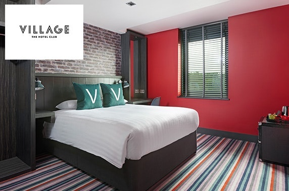 4* Village Hotel Glasgow stay - £75