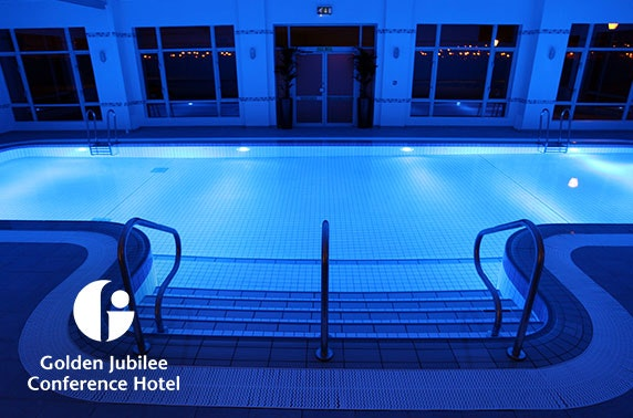 4* Golden Jubilee Conference Hotel stay, Glasgow