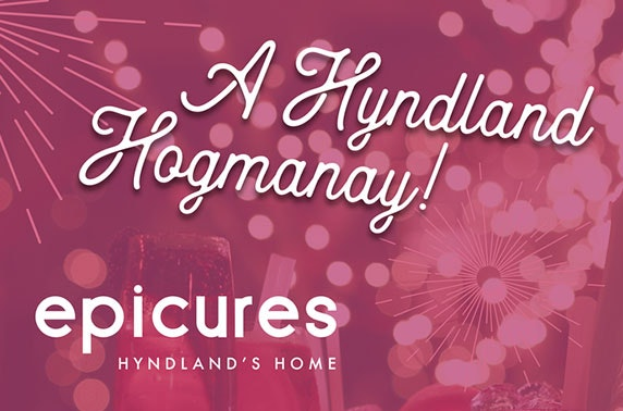 New Year's Eve at epicures, Hyndland