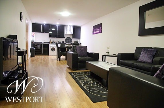 Westport Luxury Apartment stay, Dundee
