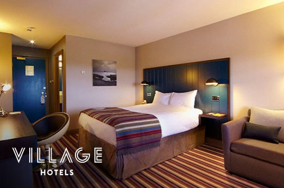Village Hotel Newcastle stay - £55
