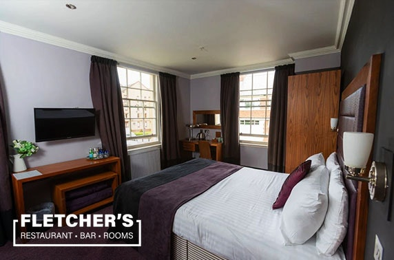 Fletcher's Stirling stay - from £59