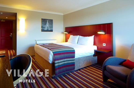 Village Hotel Blackpool stay - £55