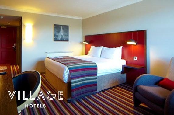 Village Hotel Blackpool stay - £55