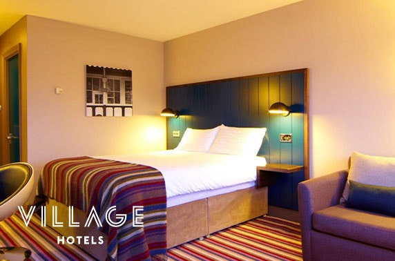 Village Hotel Manchester Bury stay - £65