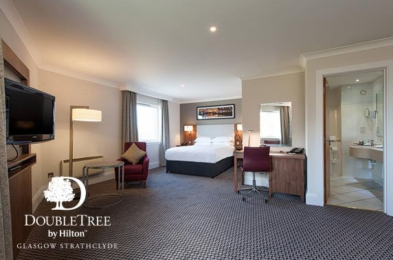 4* DoubleTree by Hilton Hotel Strathclyde DBB