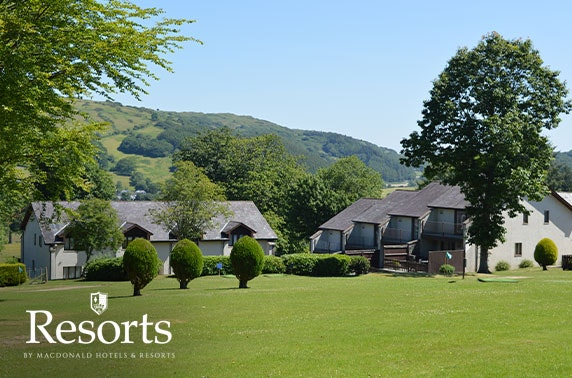 Welsh countryside getaway - from £8pppn