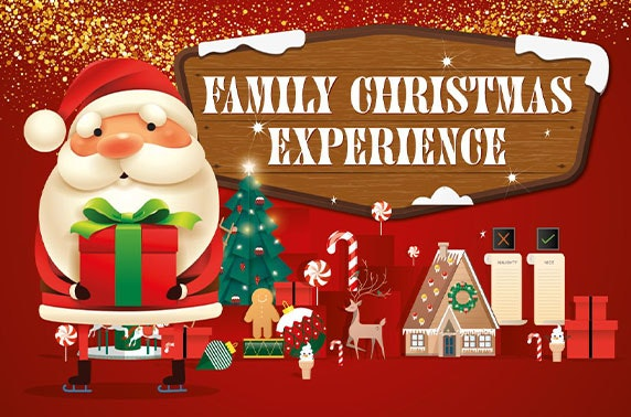 M&D's Family Christmas Experience