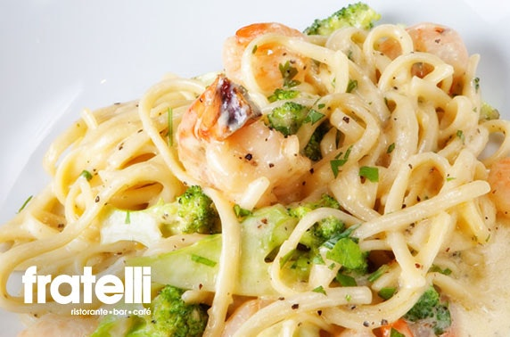 Italian dining, Fratelli
