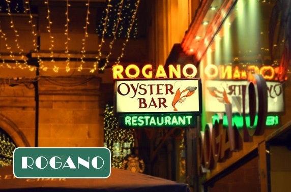 Rogano dining, City Centre