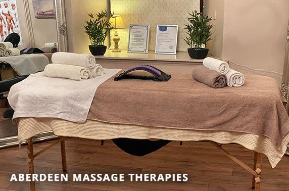 Choice of massages, City Centre